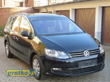 Volkswagen Sharan II 2.0 TDI Highline
