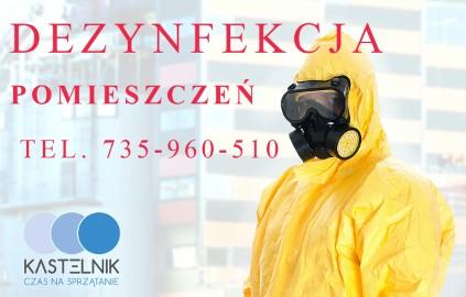 Ozonowanie pomieszczeń dla alergików w Gliwicach Kastelnik Tel. 735-960-510