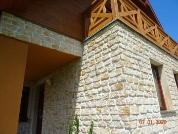 Kamień naturalny na ściany
