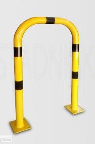 Bariera bezpieczeństwa, barierka przemysłowa ochronna-2
