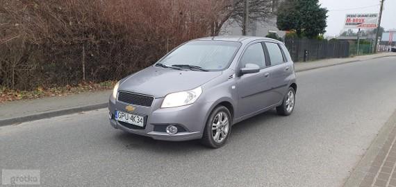 Chevrolet Aveo 1.2 / 5 Drzw / Klima / Polski salon / Zadbany !!