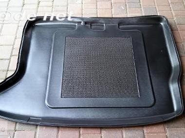 KIA NIRO od 08.2016 r. na dolną półkę bagażnika mata bagażnika - idealnie dopasowana do kształtu bagażnika Kia-1