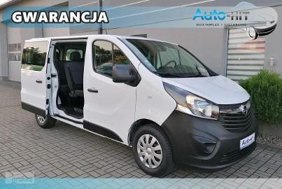 Opel Vivaro II /TRAFIC 9 miejsc Klima Czujniki NAWIEWY NA TYŁ