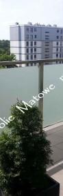 Folia na balkon Warszawa, Radzymin, Pruszków -Oklejanie szyb folią-3