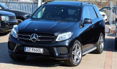 Mercedes-Benz Klasa GLE W166 400 AMG Masaż Panorama Harman Webasto ACC Komforty