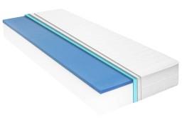 vidaXL Materac, 180x200 cm, pianka memory visco, 18 cm 282795