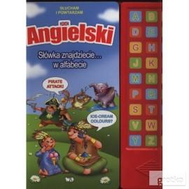 Sprzedam książkę Angielski. Słówka znajdziecie w alfabecie Debit