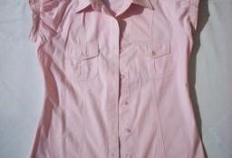 Pudrowa koszula Bawełna 38