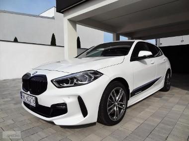 BMW SERIA 1 F40 118d 2.0d 150KM Salon PL Nowy Model M-Pakiet LED-1