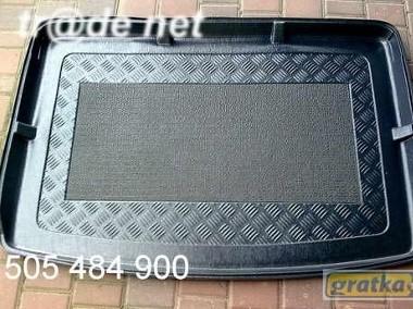 VOLKSWAGEN GOLF VI PLUS od 2009 mata bagażnika - idealnie dopasowana do kształtu bagażnika VW Volkswagen Golf-1