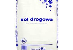 SÓL DROGOWA worek 25 kg Poznań dostawa gratis