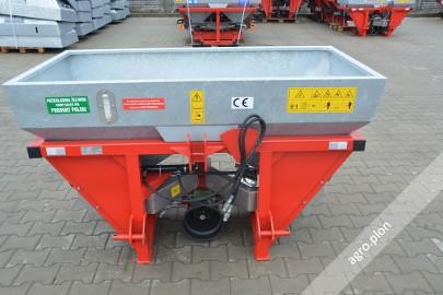 Nowy 2-talerzowy Rozsiewacz do nawozów GRASS-ROL Ocynk 600 l 1000 litrów TRANSPORT