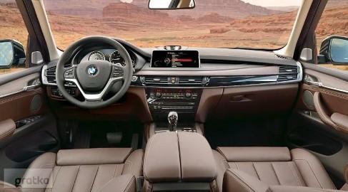BMW X5 III (F15) X5 xDrive 40d - wyprzedaż rocznika 2016