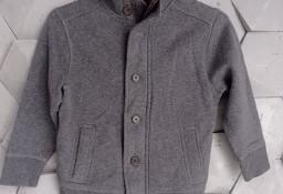 Szara bluza GAP rozm 122 cm