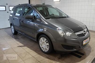 Opel Zafira B 1,8 16V, 140 KM, Tylko 103 Tys.km, Gwarancja