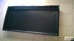 Kuweta plastikowa 145x70x12cm gr.3mm