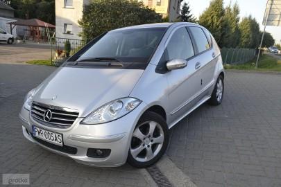 Mercedes-Benz Klasa A W169 2,0 CDI 102 KM 6-BIEGÓW Avantgarde klima