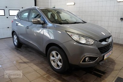 Hyundai ix35 2,0 16V, 4X4, 163 KM, 91 Tys.km, Bezwypadkowy