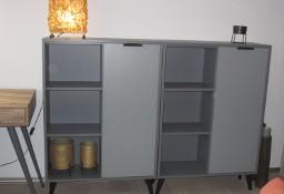 Komoda/regał w nowoczesnym stylu industrialnym/loftowym/vintage