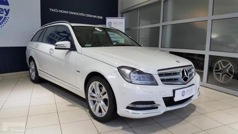 Mercedes-Benz Klasa C W204 W204 2007 2014