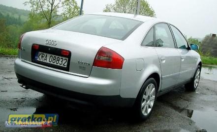Audi A6 II (C5) ==1.9-TDI_130_KM_ZAREJESTROW==