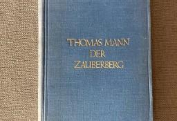 "Thomas Mann ""Der Zauberberg"""