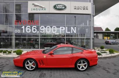 Ferrari 575M Maranello Maranello