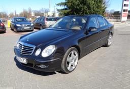 Mercedes-Benz Klasa E W211 E-550 z Gazem!!!