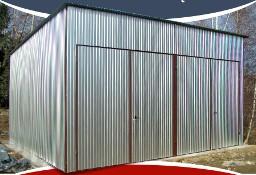 Garaż hala magazyn blaszany wysokość 4m RÓŻNE WYMIARY