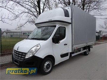 Renault Master dCi L3 RWD-DBL Pack Clim