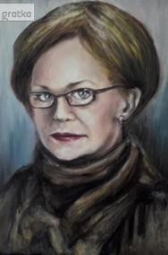 Portrety malowane ze zdjęć na zamówienie-2