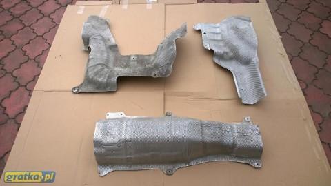 IZOLATOR WYDECHU KAROSERII 06-15 Ford S-MAX