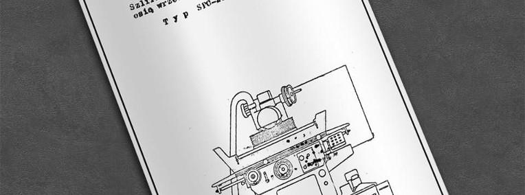 Instrukcja DTR: Szlifierka SPC 20b-1