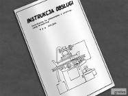 Instrukcja DTR: Szlifierka SPC 20b
