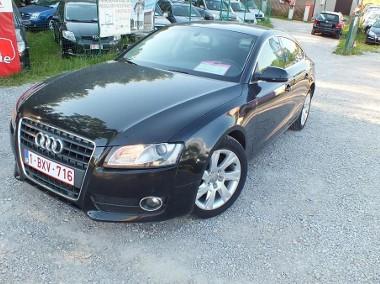 Audi A5 I (8T) Piękna=Zadbana=Gwarancja przebiegu=OPŁACONA-1
