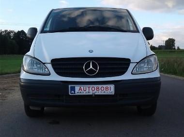 Mercedes-Benz Vito 111 CDI 639.601-1