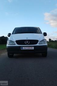 Mercedes-Benz Vito 111 CDI 639.601-2