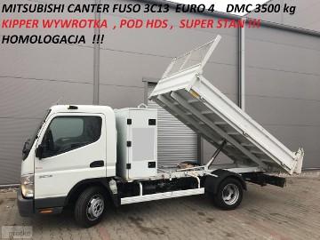 Mitsubishi Fuso Canter FUSO 3C13 Kipper Wywrotka EURO4 POD HDS