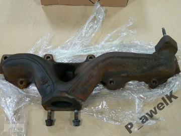3M5Q-9431-BA KOLEKTOR WYDECHOWY FORD 2.0 DIESEL EURO 4 Ford
