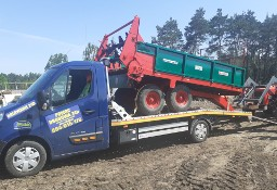 Transport maszyn rolniczych,sprzętu Kościan. Usługi transportowe Kościan.