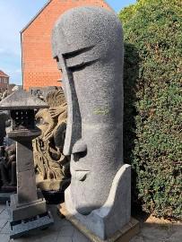 Rzeźba do ogrodu Noai Wyspy Wielkanocne