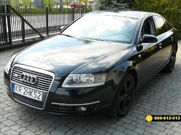 Audi A6 III (C6) WYNAJEM - WYNAJMĘ