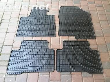 HYUNDAI SANTA FE od 2012 r. do 2018 r. dywaniki gumowe wysokiej jakości idealnie dopasowane Hyundai Santa Fe-1