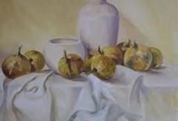 Wazon i cebule - W.Kowal