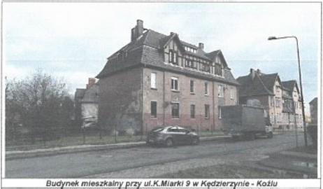 Mieszkanie Kędzierzyn-Koźle Kędzierzyn, ul. Karola Miarki
