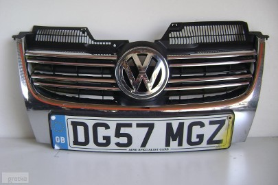 VW GOLF V GT - GRILL