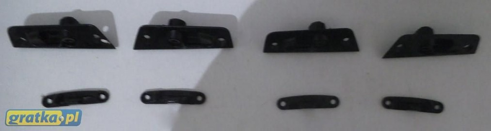 T5 LIFT T6 RYGIEL DRZWI ROZSUWANYCH LEWY LUB PRAWY Volkswagen