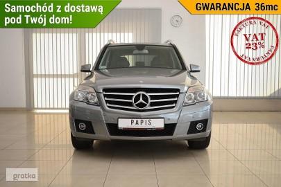 Mercedes-Benz Klasa GLK X204 220 VAT23 SalonPL 1Wł ASO Climatronic Keyless Tempomat El. Klapa PAP