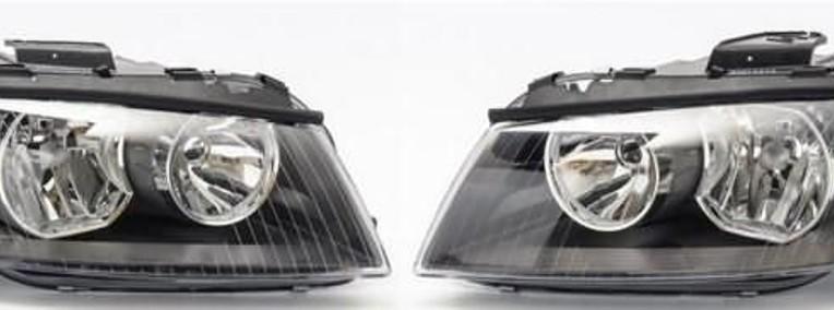 AUDI A3 03-08 REFLEKTOR H7+H7 PRZÓD LAMPA PRAWA LUB LEWY Audi A3-1