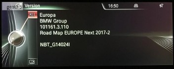 BMW NEXT NBT 2018 F01 F02 F06 F07 F12 F20 F30 F32 F34 F10 NOWOŚĆ